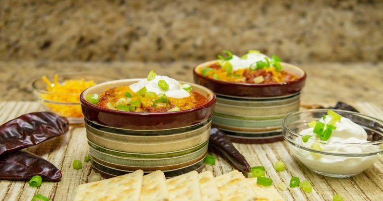 Chili with Beans Recipe