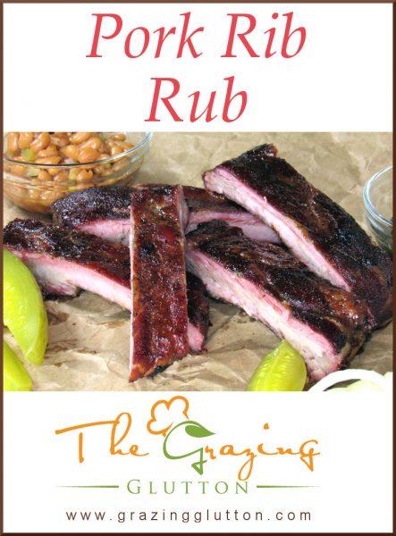 Pork Rib Rub