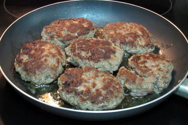 Meatloaf Patties-Salisbury Steak