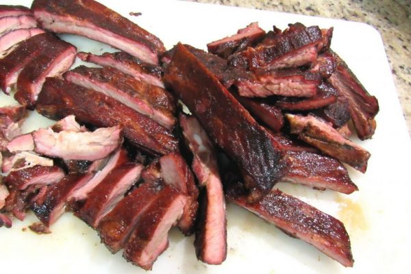 BBQ Pork Rib Rub - Sweet Heat