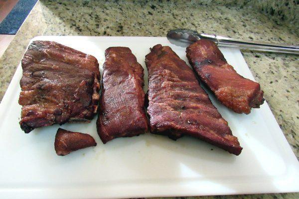 BBQ Pork Rib Rub - Sweet Heat