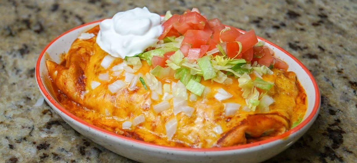 Taco Bell Enchirito Recipe