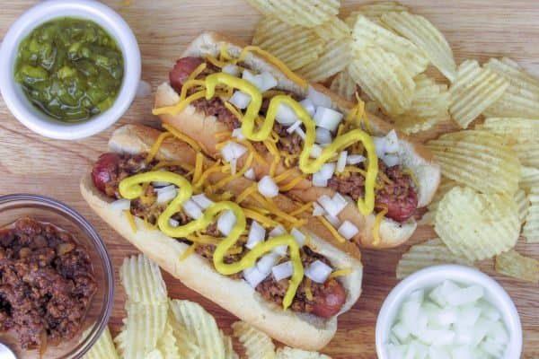 Hot Dog Chili Sauce Recipe