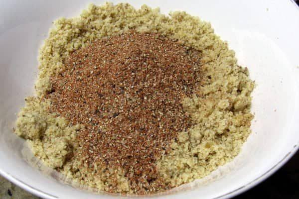 Walnut Crusted Tilapia Recipe