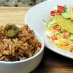 Spanish Rice Recipe - Tex Mex Sides