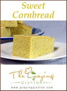 Southern Sweet Cornbread Recipe