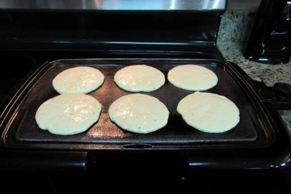 Sweet Potato Pancake Recipe