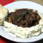 Garlic Beef Recipe