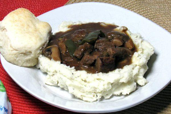 Garlic Beef Recipe